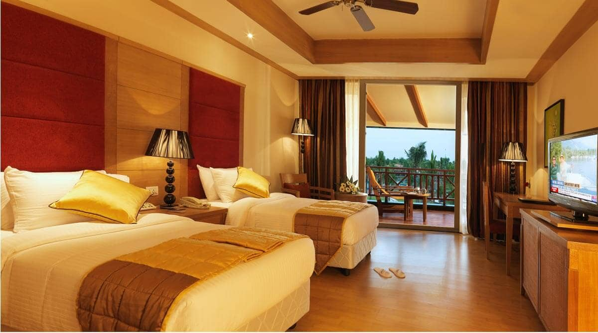Luxury Beach Resorts In Pondicherry Amp 5 Star Hotels In